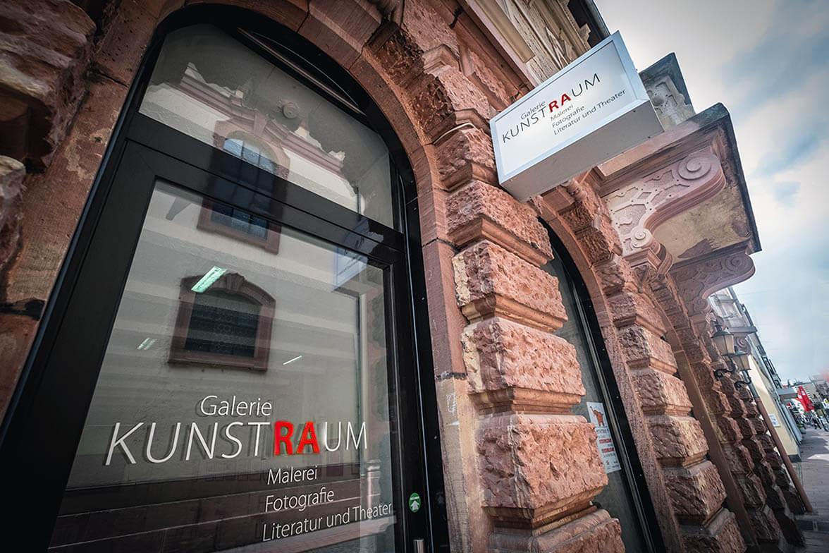 Galerie Kunstraum in Rastatt - Aussenansicht